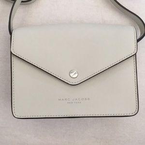Marc Jacobs Chalk White Crossbody Bag